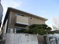 ホーミー前田[2階]の外観