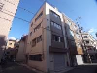 オーセント神戸南[302号室]の外観