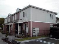 アルトピアーノ北神戸Ⅰ・Ⅱ[2-203号室]の外観