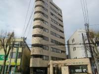 石川県金沢市京町の賃貸マンションの外観