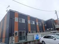 宮城県名取市増田2丁目の賃貸アパートの外観