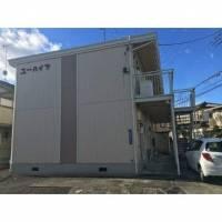 ユーハイツ(西川田)[1階]の外観