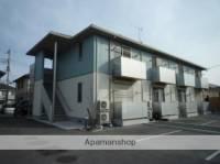 群馬県伊勢崎市連取町の賃貸アパートの外観