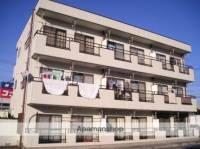 元木コーポ[3階]の外観