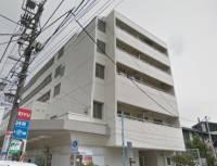 東京都杉並区高井戸西2丁目の賃貸マンションの外観