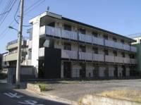 埼玉県川口市朝日2丁目の賃貸マンションの外観
