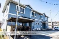 神奈川県横浜市青葉区市ケ尾町の賃貸テラスハウスの外観写真