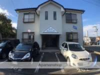 新潟県新潟市西区真砂1丁目の賃貸アパートの外観