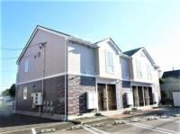 長野県塩尻市大字広丘高出の賃貸アパートの外観