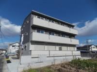 マリールタウンⅢ B棟[1階]の外観