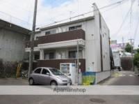 愛知県名古屋市西区坂井戸町の賃貸アパートの外観
