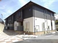 兵庫県川西市東畦野1丁目の賃貸アパートの外観