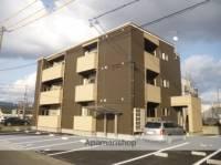 島根県出雲市塩冶善行町の賃貸アパートの外観