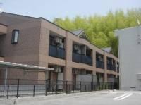 島根県松江市東出雲町意宇南6丁目の賃貸アパートの外観
