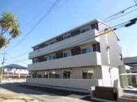 熊本県熊本市南区島町1丁目の賃貸アパートの外観
