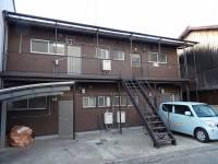 若吉アパート[102号室]の外観