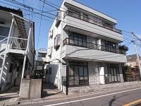 北田マンション[201号室]の外観