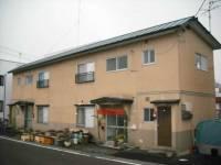 花田アパート[1号室]の外観
