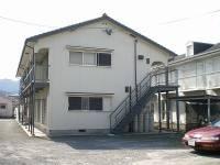 竹美荘[102号室]の外観
