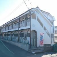 コーポ浜村[105号室]の外観