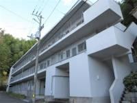 竹田マンション[203号室]の外観