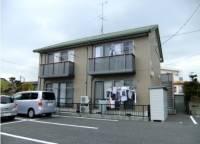 南君ヶ塚パークハウスB[102号室]の外観