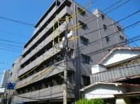 ルーブル武蔵小杉弐番館[403号室]の外観