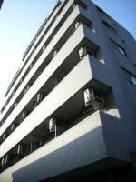 ルーブル西大井[6階]の外観