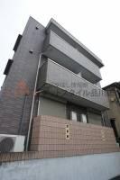 東京都品川区西品川1丁目の賃貸アパートの外観