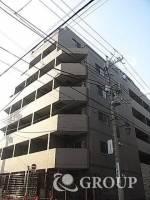 フェニックス武蔵関弐番館[3階]の外観