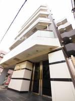 グランヴァン横濱ビアンコーヴォ[1階]の外観