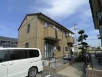 ロイヤルガーデン吉川 C[1階]の外観