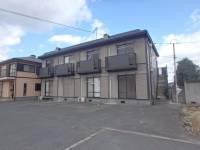 岡山県倉敷市東塚6丁目の賃貸アパートの外観写真