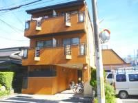 森マンション弐番館[2階]の外観