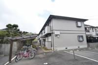 大阪府茨木市新堂1丁目の賃貸アパートの外観