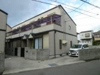 松本ハイツ1の外観写真