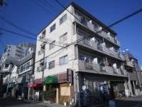 兵庫県神戸市長田区駒ケ林町1丁目の賃貸マンションの外観