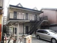 愛知県名古屋市熱田区神野町2丁目の賃貸アパートの外観