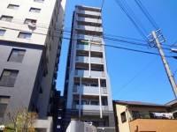 ドミエスポワール箱崎6[9階]の外観