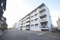 愛知県稲沢市梅須賀町江向の賃貸マンションの外観
