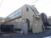 東京都武蔵野市八幡町3丁目の賃貸アパートの外観