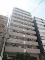 シャルマンフジ大阪城南[301号室]の外観