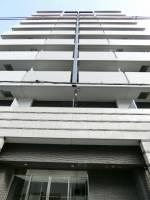 レジュールアッシュ天王寺PARK SIDE[5階]の外観