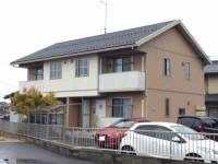 島根県松江市山代町の賃貸アパートの外観