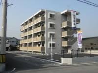 宮崎県日南市上平野町3丁目の賃貸マンションの外観