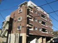 熊本県熊本市中央区水前寺5丁目の賃貸マンションの外観