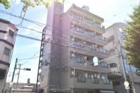 大阪府大阪市生野区巽西1丁目の賃貸マンションの外観