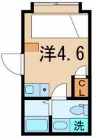 D-HOUSE[2階]の間取り