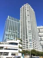 ナビューレ横浜レジデンスタワー[35階]の外観