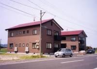 コーポ福富[B棟202号室]の外観